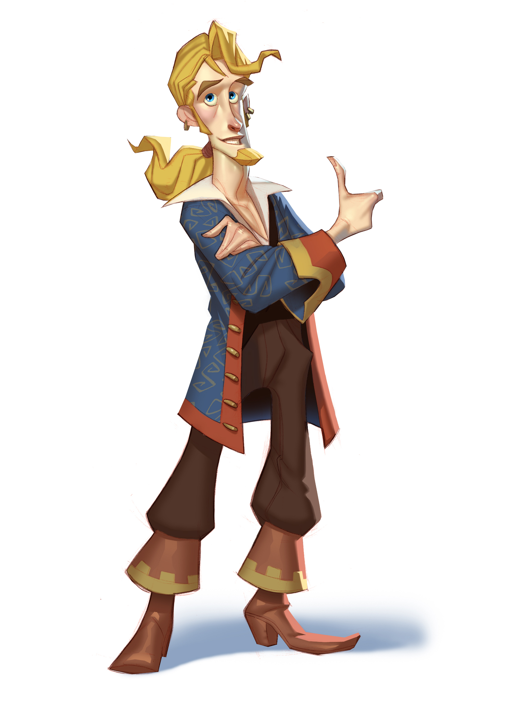 Guybrush Threepwood Monkey Island